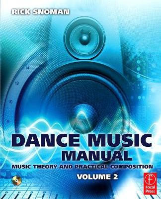 dance music manual v 2 by rick snoman waterstones rh waterstones com dance music manual kindle download dance music manual 3rd edition