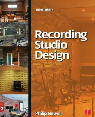 Recording Studio Design - Audio Engineering Society Presents (Paperback)