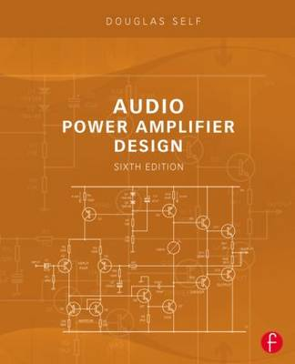 Audio Power Amplifier Design (Paperback)