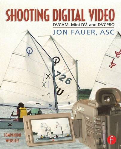 Shooting Digital Video (Paperback)
