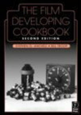 The Film Developing Cookbook (Paperback)