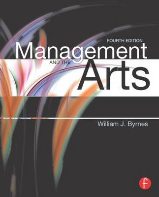 Management and the Arts (Paperback)