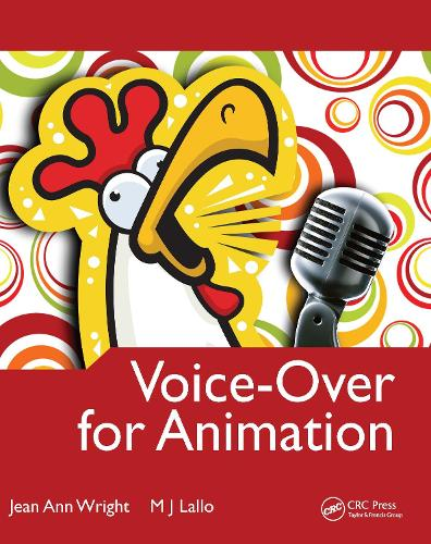 Voice-Over for Animation (Paperback)