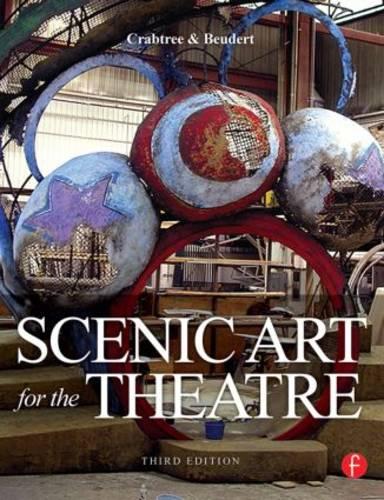 Scenic Art for the Theatre (Paperback)