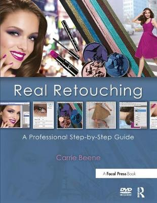 Real Retouching: A Professional Step-by-Step Guide (Paperback)