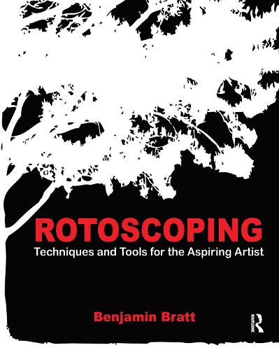 Rotoscoping By Benjamin Bratt Waterstones