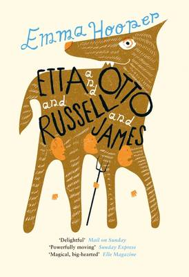 Etta and Otto and Russell and James (Hardback)