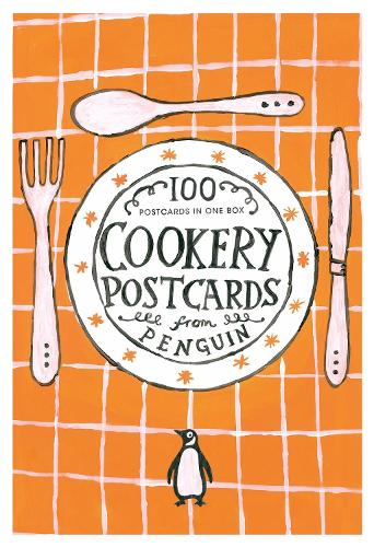 Cookery Postcards from Penguin: 100 Cookbook Covers in One Box (Paperback)