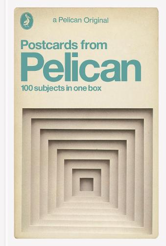 Postcards from Pelican: 100 Subjects in One Box (Hardback)