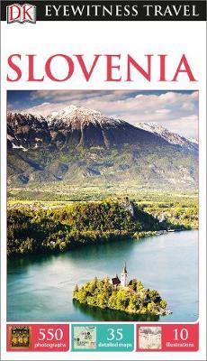 DK Eyewitness Travel Guide Slovenia (Paperback)