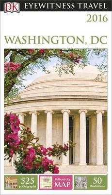 DK Eyewitness Travel Guide Washington, DC (Paperback)