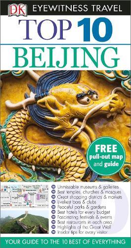 Top 10 Beijing - DK Eyewitness Travel Guide (Paperback)