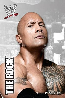 DK Reader Level 2: WWE The Rock (Hardback)