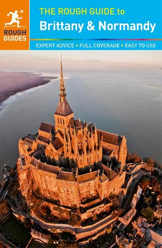 The Rough Guide to Brittany and Normandy - Rough Guides (Paperback)