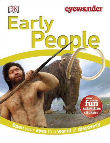 Early People - Eyewonder (Hardback)