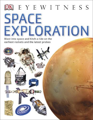 Space Exploration - DK Eyewitness (Paperback)