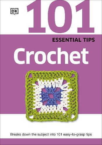 101 Essential Tips Crochet (Paperback)