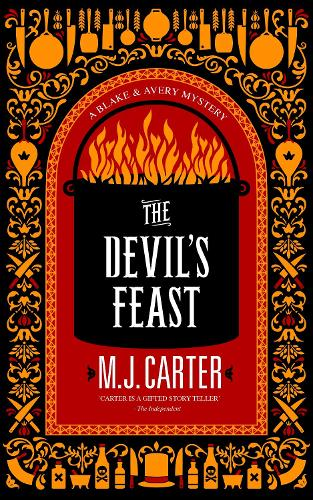 The Devil's Feast: The Blake and Avery Mystery Series (Book 3) - The Blake and Avery Mystery Series (Hardback)