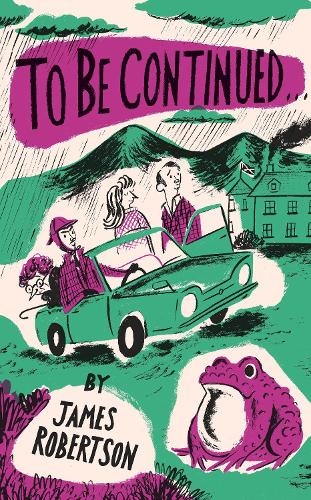 To Be Continued (Hardback)