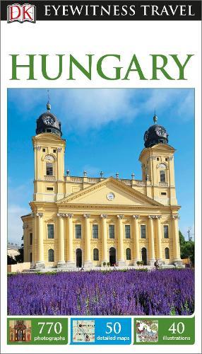 DK Eyewitness Travel Guide Hungary (Paperback)