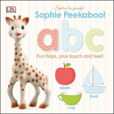 Sophie Peekaboo! ABC - Sophie la Girafe (Board book)