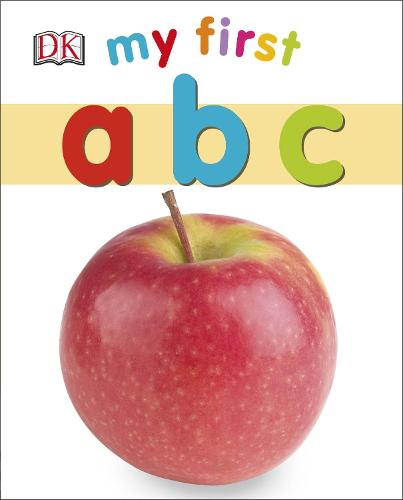 My First ABC - My First (Board book)