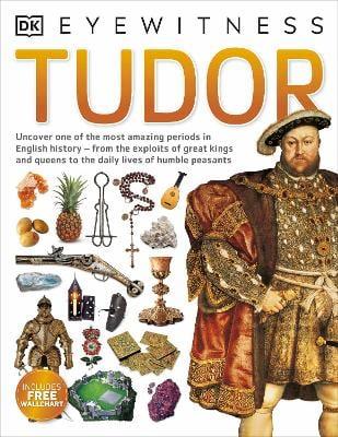 Tudor - Eyewitness (Paperback)