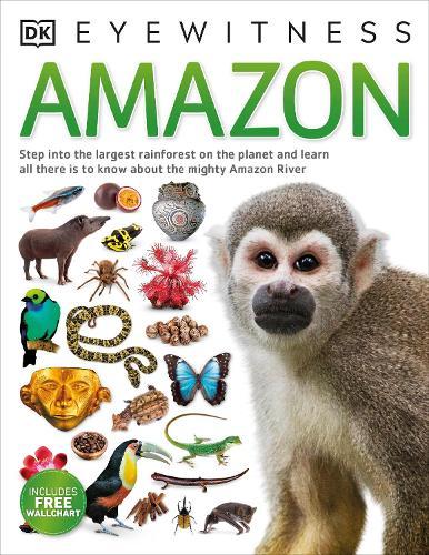 Amazon - DK Eyewitness (Paperback)