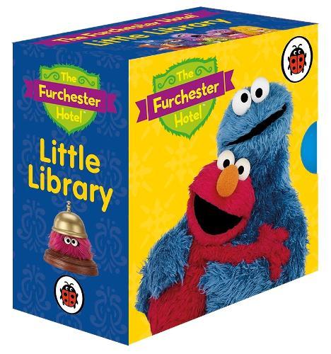 The Furchester Hotel: Little Library - The Furchester Hotel (Board book)