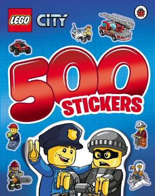 LEGO CITY: 500 Stickers Activity Book - LEGO City (Paperback)