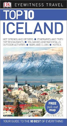 Top 10 Iceland - DK Eyewitness Travel Guide (Paperback)