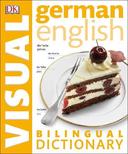 German English Bilingual Visual Dictionary (Paperback)