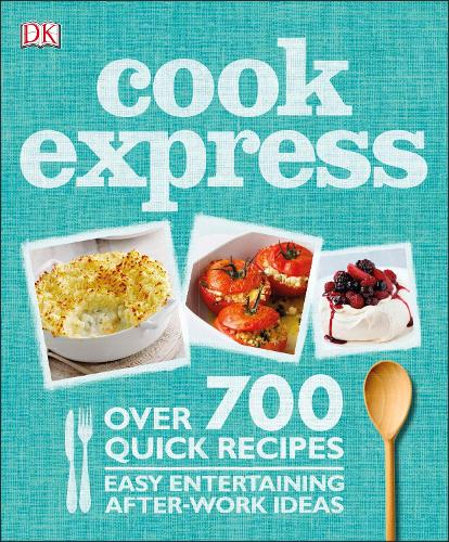 Cook Express (Paperback)