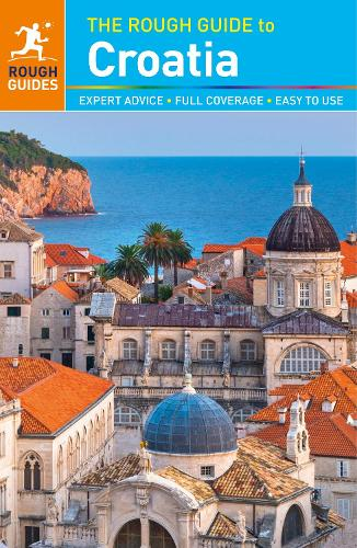 The Rough Guide to Croatia (Travel Guide) - Rough Guides (Paperback)