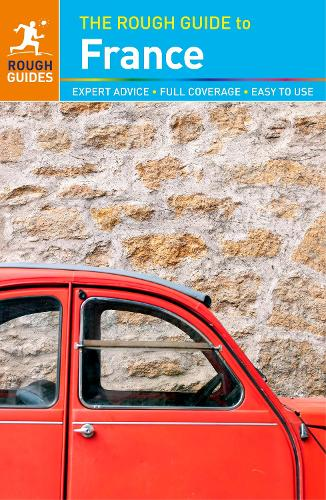 The Rough Guide to France (Travel Guide) - Rough Guides (Paperback)