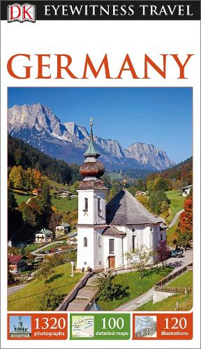 DK Eyewitness Germany - Travel Guide (Paperback)
