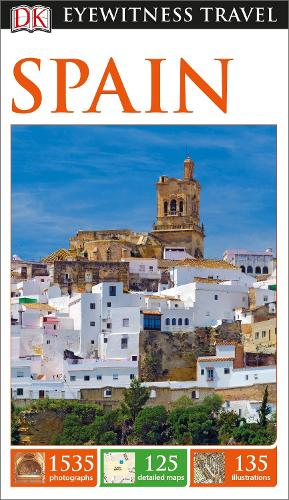 DK Eyewitness Spain - Travel Guide (Paperback)
