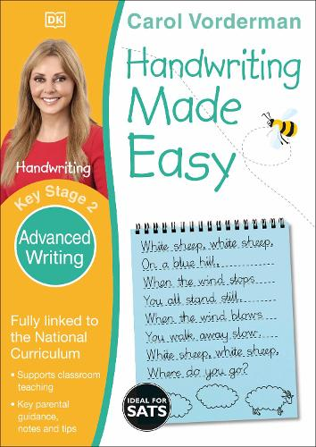 Handwriting Made Easy Ages 7-11 Key Stage 2 Advanced Writing - Made Easy Workbooks (Paperback)