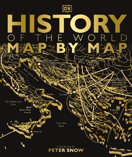 History of the World Map by Map (Hardback)