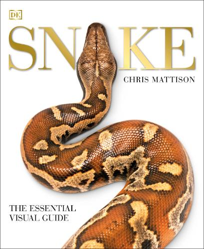 Snake: The Essential Visual Guide (Paperback)