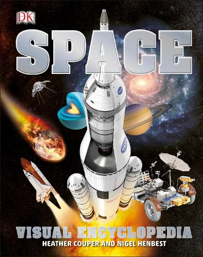 Space Visual Encyclopedia (Hardback)