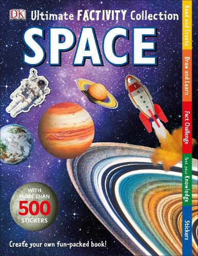 Space Ultimate Factivity Collection: Create your own Fun-packed Book! (Paperback)