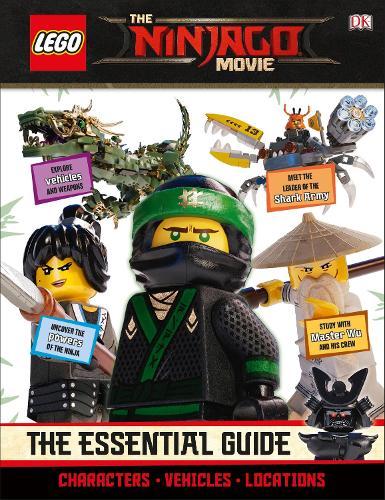 THE LEGO (R) NINJAGO (R) Movie (TM) The Essential Guide (Hardback)