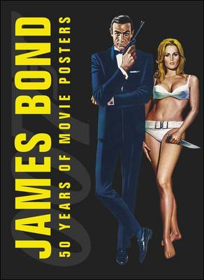 James Bond 50 Years of Movie Posters (Paperback)