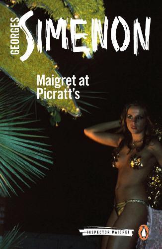 Maigret at Picratt's: Inspector Maigret #36 - Inspector Maigret (Paperback)