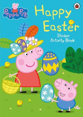 Peppa Pig: Happy Easter - Peppa Pig (Paperback)