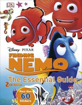 Disney Finding Nemo: The Essential Guide (Hardback)
