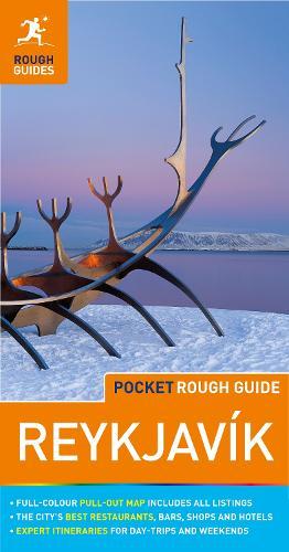 Pocket Rough Guide Reykjavik - Pocket Rough Guides (Paperback)