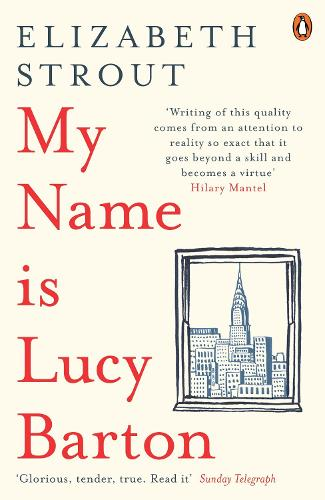 Cover My Name is Lucy Barton