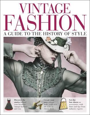 Vintage Fashion Bookazine (Paperback)